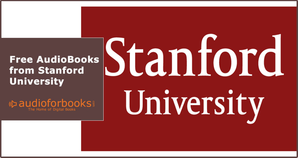 Free AudioBooks from Stanford University