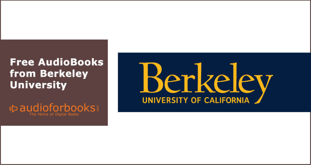 Free Berkeley University Audiobooks