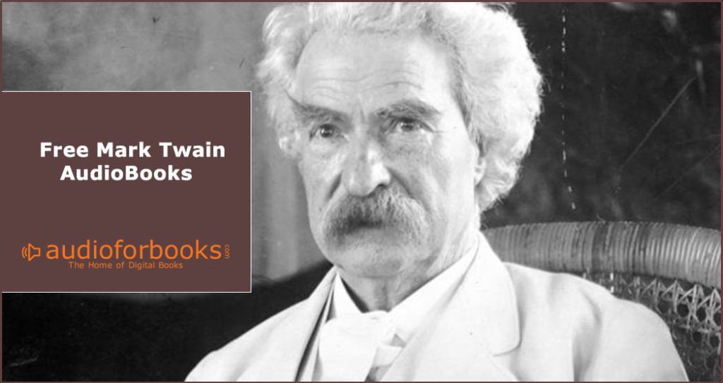 Free Mark Twain AudioBooks