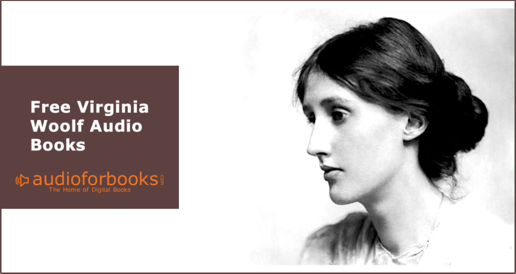 Free Virginia Woolf Audio Books