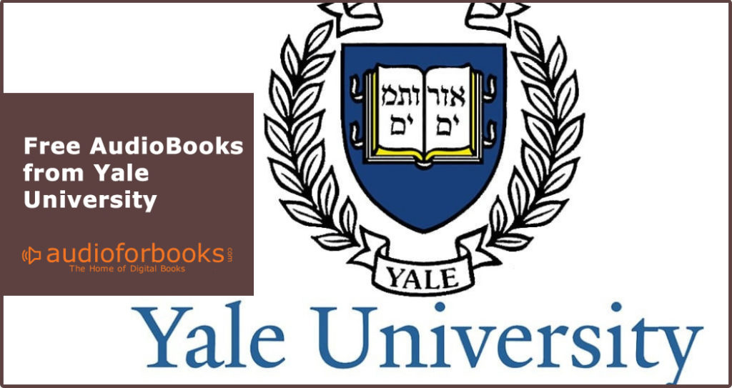 Free Audiobooks from Yale University
