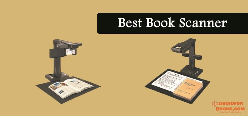 automatic book scanner