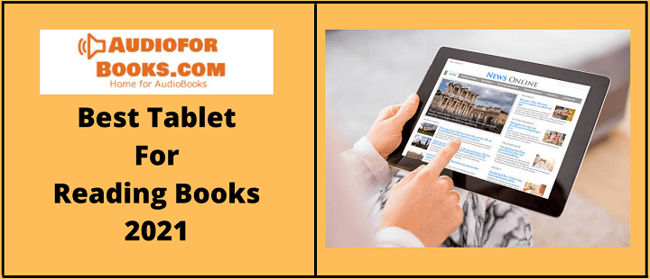 tablet for reading books only